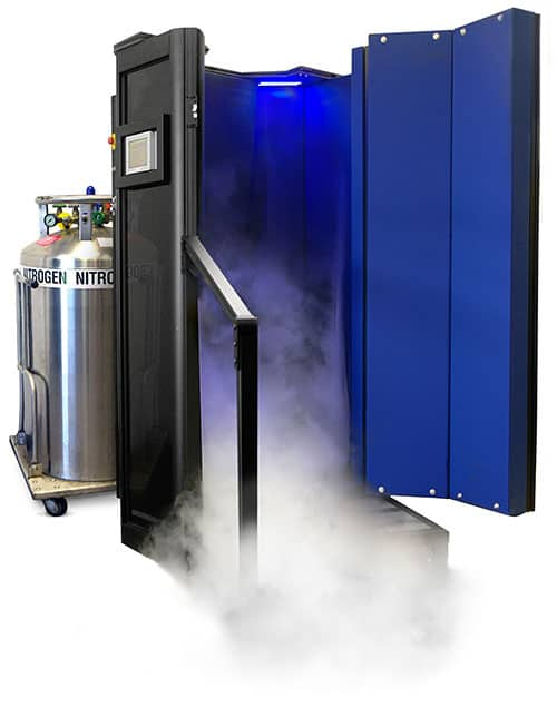 Whole-body Cryotherapy Chamber North San Diego Pain